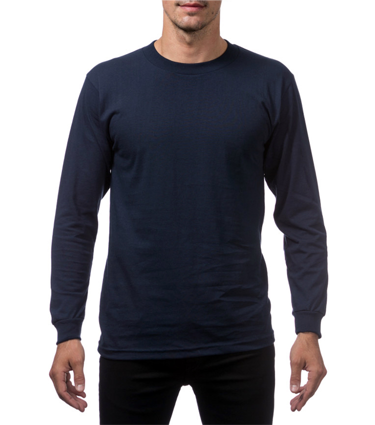 8a3932a45ca PRO CLUB Men's Comfort Long Sleeve Tee – AND Sportswear